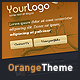 Orange Theme - ThemeForest Item for Sale