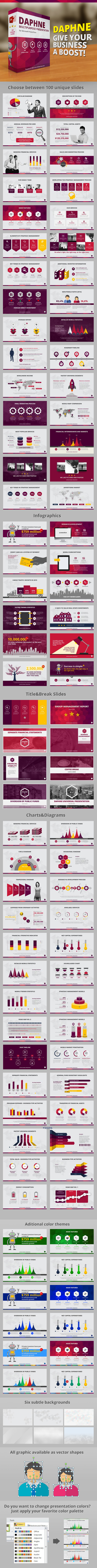 Daphne PowerPoint Template