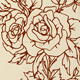 Set of Vintage Realistic Graphic Flowers - GraphicRiver Item for Sale