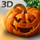 Halloween Pumpkin Cutter Mockup V2.0 - GraphicRiver Item for Sale