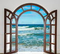 door open sea - PhotoDune Item for Sale