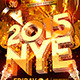 NYE Party Flyer Template - GraphicRiver Item for Sale
