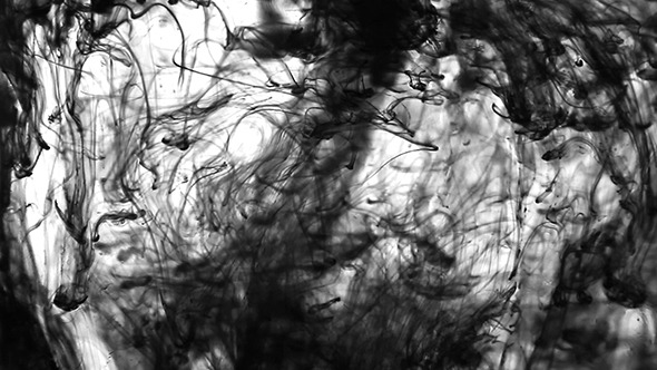 Abstract Black And White Background 2