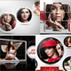 Photo Template Bundle - GraphicRiver Item for Sale