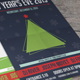 Hipster New Year Flyer - GraphicRiver Item for Sale