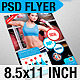 Workout Flyer: Total Body Gym - GraphicRiver Item for Sale