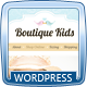 Boutique Kids Creative - WordPress WooCommerce - ThemeForest Item for Sale
