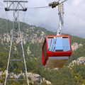 Gondola in the Rocky Mountains - PhotoDune Item for Sale