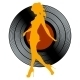 Dancing Girl - GraphicRiver Item for Sale