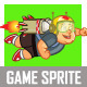 Rocket Boy Sprite - GraphicRiver Item for Sale