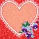 Heart with Flowers - GraphicRiver Item for Sale