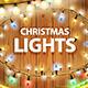Christmas Lights Decorations Set - GraphicRiver Item for Sale