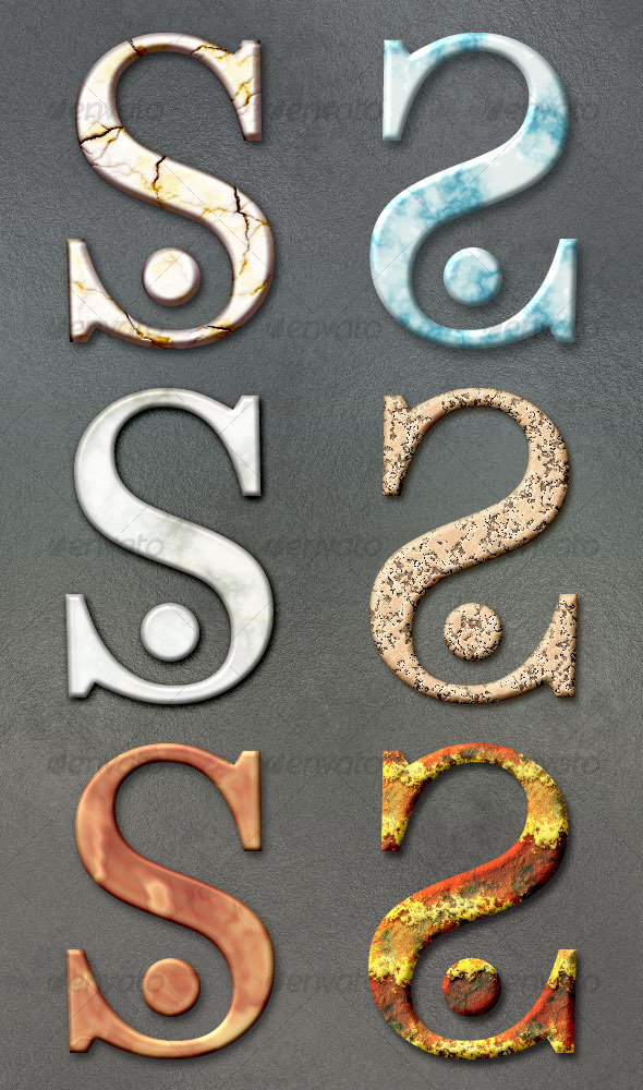 GraphicRiver Stone Styles 1 31729