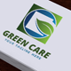 Green Care Logo - GraphicRiver Item for Sale
