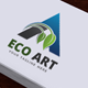 Eco Art Logo - GraphicRiver Item for Sale