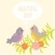 Birds Flat - GraphicRiver Item for Sale