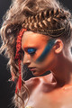 wild makeup - PhotoDune Item for Sale