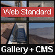 Web Standard Gallery with CMS - ActiveDen Item for Sale