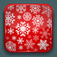 Backgrounds for Christmas Apps Icons - GraphicRiver Item for Sale