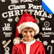 Christmas Class Party Flyer Template - GraphicRiver Item for Sale