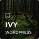 Ivy - Responsive Masonry WordPress Theme - ThemeForest Item for Sale