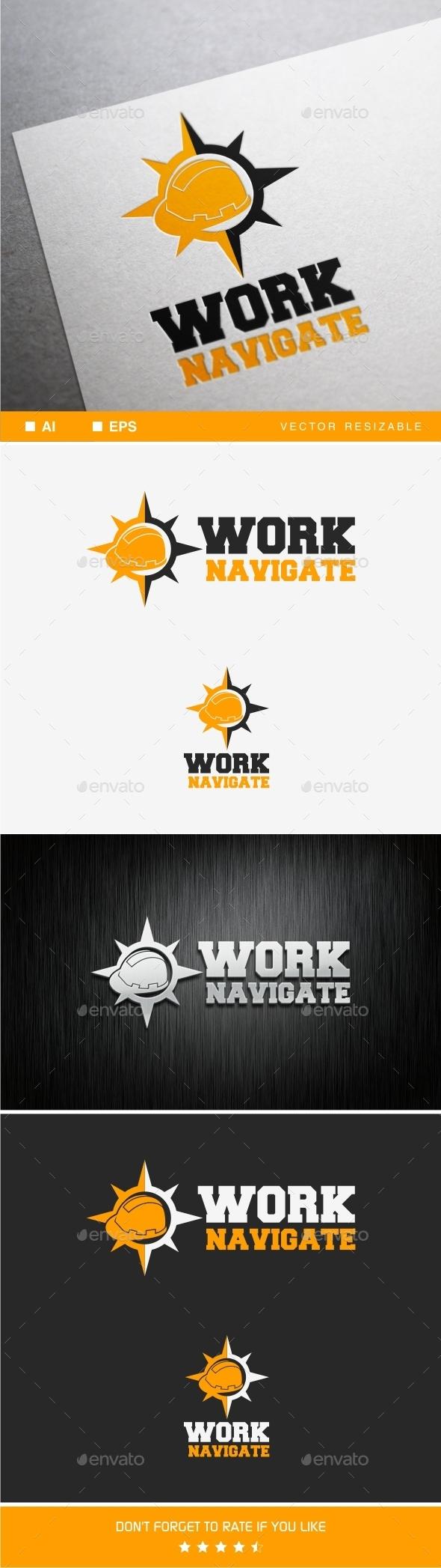 GraphicRiver Work Navigator 9375351