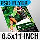 Sports Flyer: Inline Skating - GraphicRiver Item for Sale