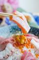 Sashimi set of fresh fish and seafood - PhotoDune Item for Sale