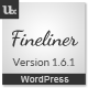 Fineliner - Responsive Portfolio WordPress Theme - ThemeForest Item for Sale