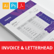 Crown Invoice & Letterhead - GraphicRiver Item for Sale