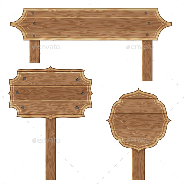 GraphicRiver Wooden Frames 9377117