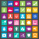 Vector Flat Icons  - GraphicRiver Item for Sale
