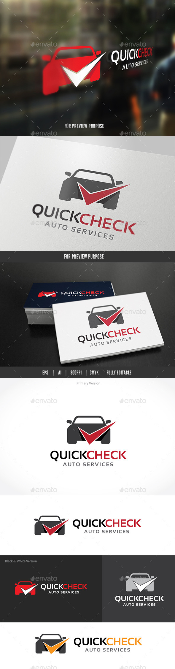GraphicRiver Auto Car Services 9377128