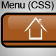 7th Navigation Menu | Css Sprites - GraphicRiver Item for Sale