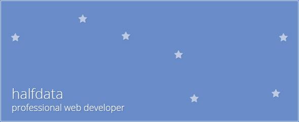 Halfdata-banner