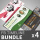 Corporate Business FB Timeline Bundle | Volume 2 - GraphicRiver Item for Sale