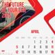 Auto Insurance Calendar Template - GraphicRiver Item for Sale