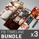 Restaurant Business FB Timeline Bundle | Volume 3