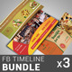 Restaurant Business FB Timeline Bundle | Volume 4