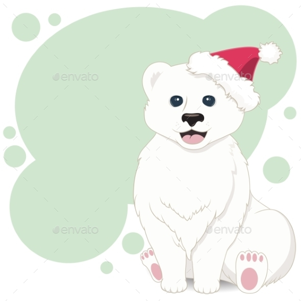 GraphicRiver Bear Illustration 9379885
