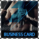 Fitness, Gym & Personal Trainer Business Cards