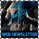 Fitness, Gym & Personal Trainer Web Newsletter
