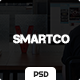 SmartCo Multipurpose PSD Template - ThemeForest Item for Sale
