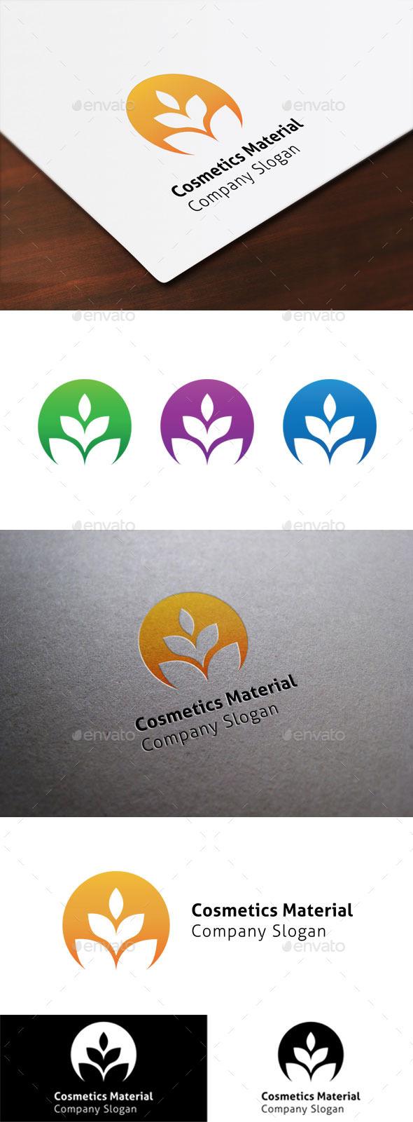 GraphicRiver Cosmetics Material logo 9380353