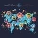Social Media Network - GraphicRiver Item for Sale