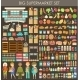 Big Supermarket Set. - GraphicRiver Item for Sale
