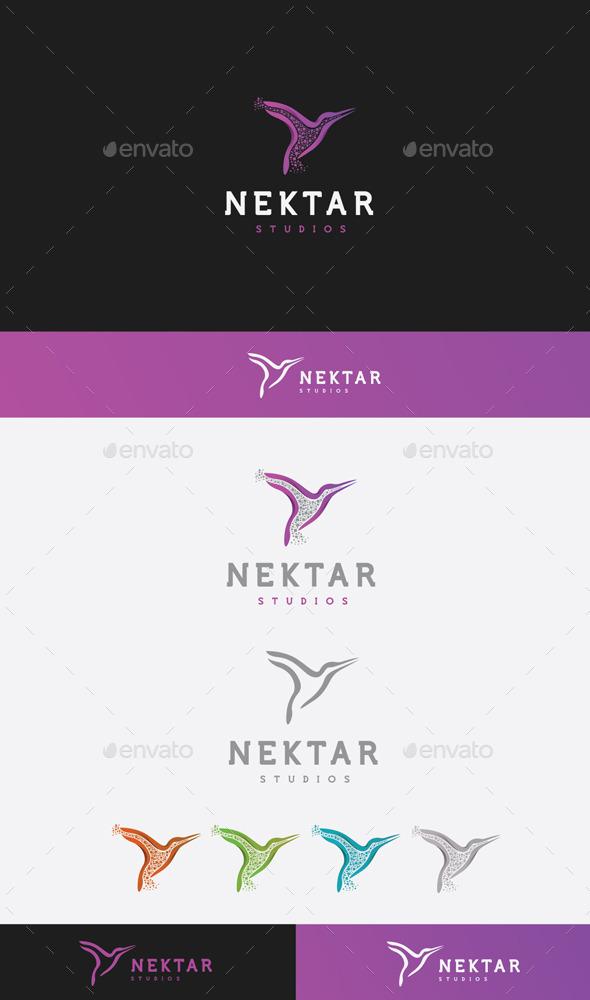 GraphicRiver Nektar Studio Logo 9381992