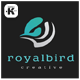 Royal Bird Logo - GraphicRiver Item for Sale