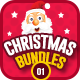 Christmas Poster Bundle Package Volume 01 - GraphicRiver Item for Sale