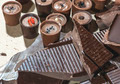 Chocolate bonbons and chocolate bar - PhotoDune Item for Sale